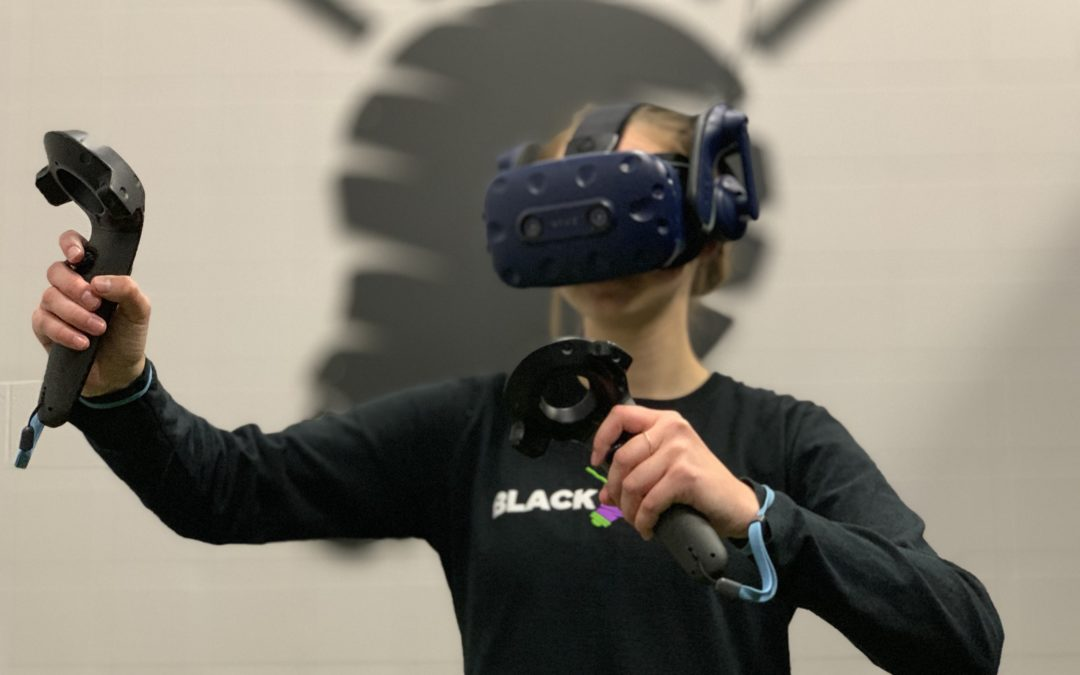 """Need a Break From Reality? Try """"Virtual Reality"""""""